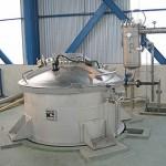 la distillation des huiles essentielles en usine