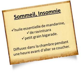 huile essentielle de ravintsara pour sommeil et insomnie