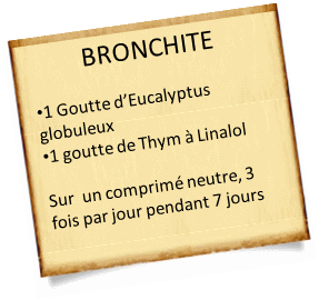 bronchite traitement de grand mère
