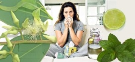 Comment soigner un rhume avec une huile essentielle ?