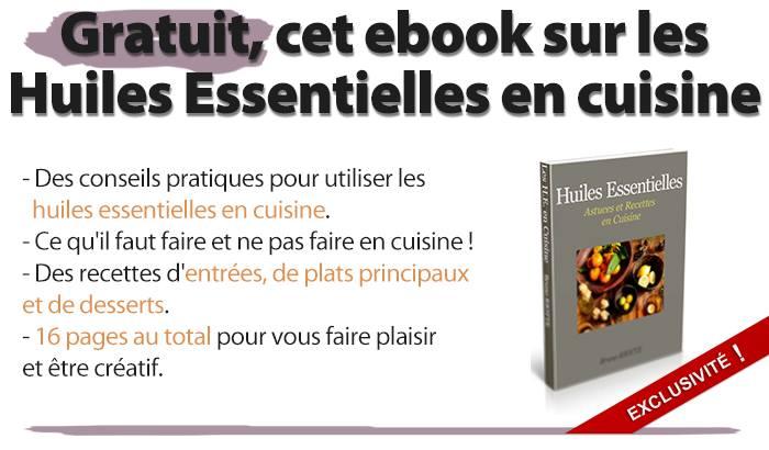 ebook cuisine avec les huiles essentielles