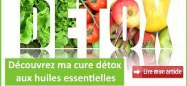 Cure détox de printemps aux huiles essentielles : Simple et efficace