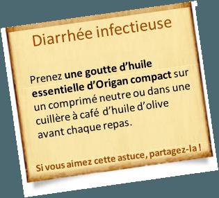diarrhée aigue infectieuse