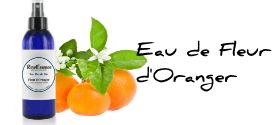 Eau de fleur d'oranger : Cuisine, peau grasse et sommeil