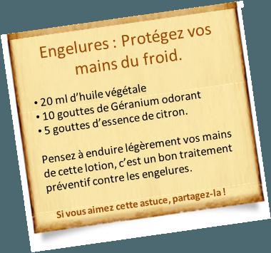 engelures : protégez vos mains du froid