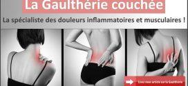 L'huile essentielle de Gaulthérie couchée : Douleurs inflammatoires et musculaires