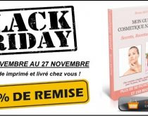 Black Friday Guide cosmétique Naturelle