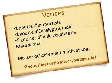 hélichryse varices