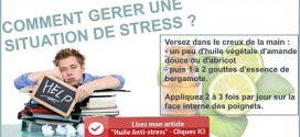 Huile essentielle anti stress: Mes recettes et astuces