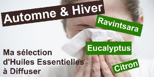 sélection huile essentielle antivirale