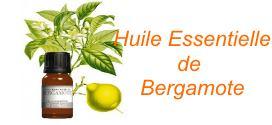 Huile Essentielle Bergamote : Une essence qui aide à faire face au stress,à la colère, à la nervosité.