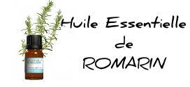huile essentielle romarin
