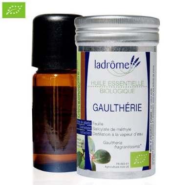 soigner une tendinite avec l'huile essentielle de gaulthérie