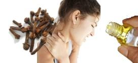Huile essentielle de girofle : La spécialiste des douleurs dentaires