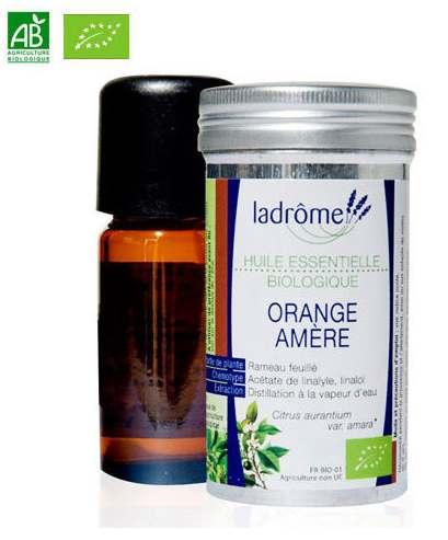 huile essentielle orange amère