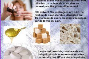 huiles essentielles voie orale