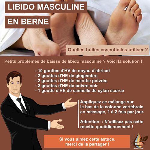 baisse de libido masculine