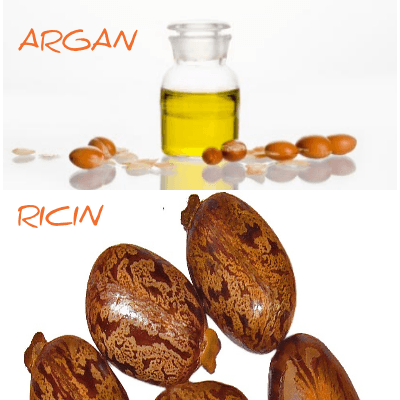 ongles cassants argan ricin
