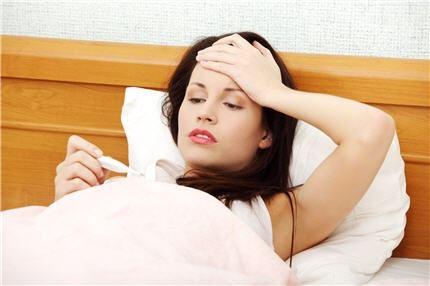 soigner la grippe et symptômes de la grippe