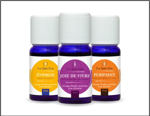 synergie huile essentielle diffusion