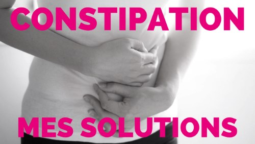 Constipation : Mes solutions avec les huiles essentielles