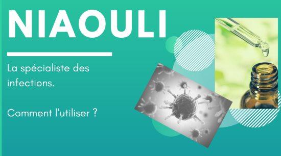 Niaouli : la spécialiste des infections