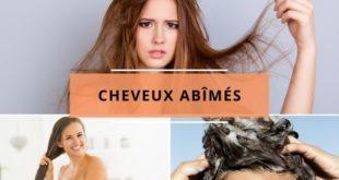cheveux abîmés huiles végétales et essentielles