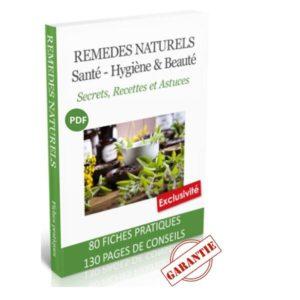 guide sur les remèdes naturels