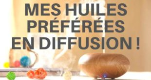 Les milleures huiles essentielels à diffuser