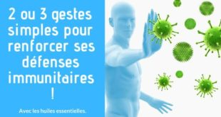 booster système immunitaire