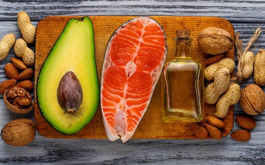 Acides gras essentiels pour raffermir la peau