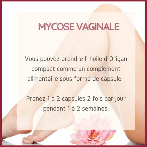 Huile essentielle pour une mycose vaginale et vulvaire