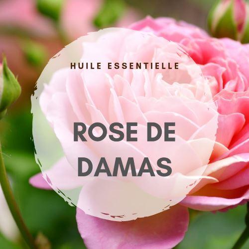 Huile de rose de damas : Soin anti-âge d'exception