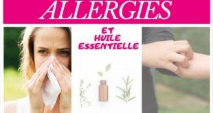 Soigner des allergies avec les huiles essentielles