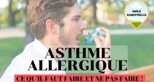 Asthme et huile essentielle