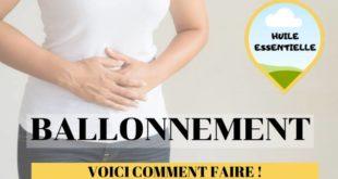 Problème de digestion : Comment utiliser les huiles essentielles pour des ballonnements