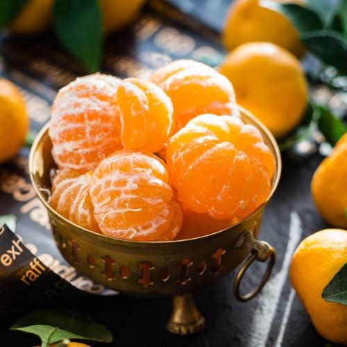 huile essentielle de mandarine ne cuisine