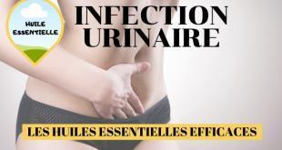 Soigner une infection urinaire avec les huiles essentielles