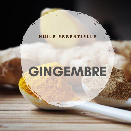 huile essentielle de gingembre et constipation
