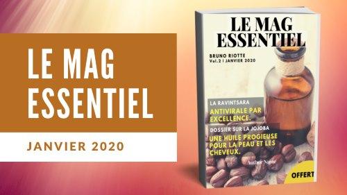 Mag huile essentielle janvier 2020