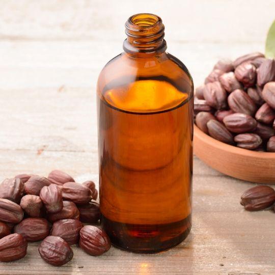 huile de jojoba pour les cheveux