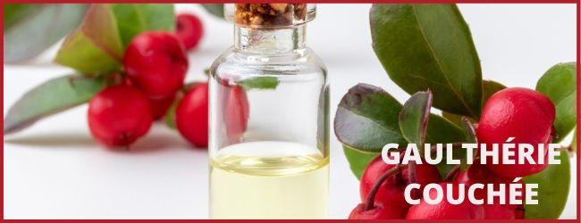 huile essentielle gaulthérie pour la sciatique