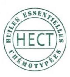 achat huiles essentielle et label HECT