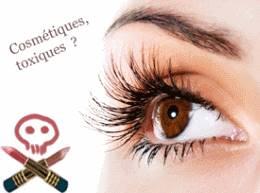cosmétique et toxicité
