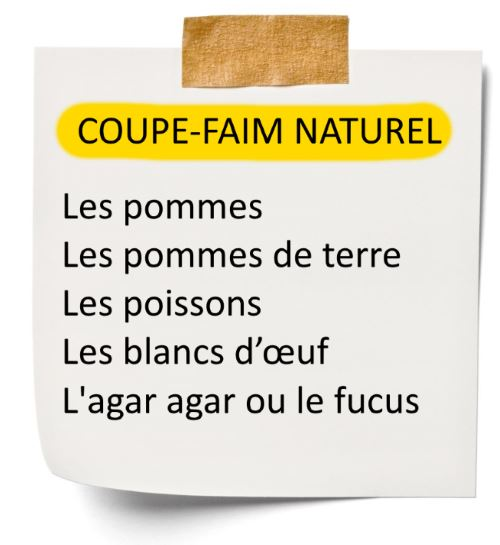 coupe-faim naturel