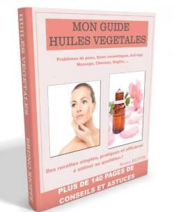cover guide huile végétale