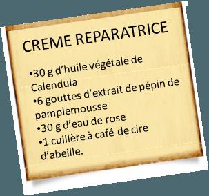 crème réparatrice