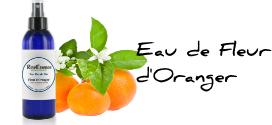 eau de fleur oranger