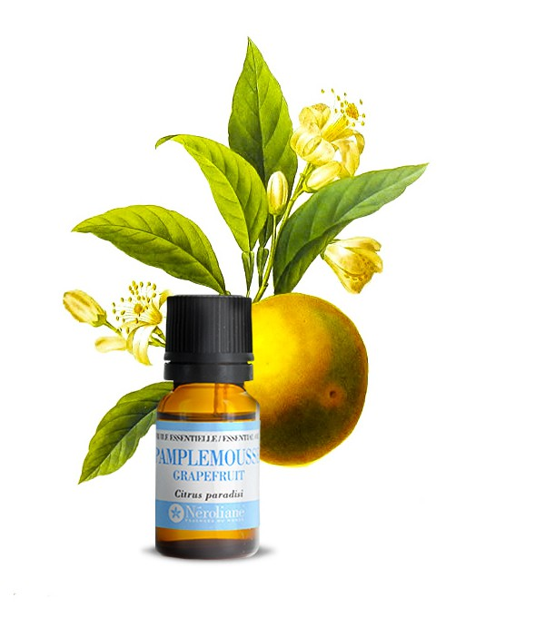 huile essentielle pamplemousse cellulite
