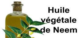 huile végétale de neem